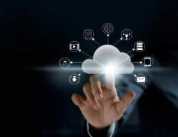 A new study has predicted a significant rise in cloud-native apps by 2020 [Image: ipopba via iStock]