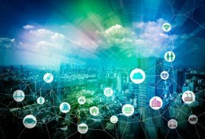 Internet of Things technology spend is expected 'to reach $322 Billion by 2022' [Image: chombosan via iStock]