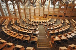 Scottish Parliamentary Building [Image: ChrisHepburn via iStock]