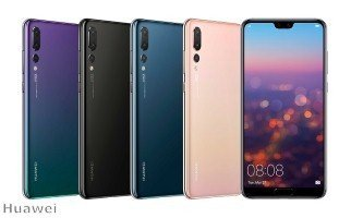 Huawei has unveiled the P20 and P20 Pro [Credit: Huawei]