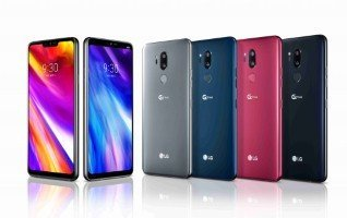 LG has unveiled the G7 ThinQ flagship smartphone [Image: LG]