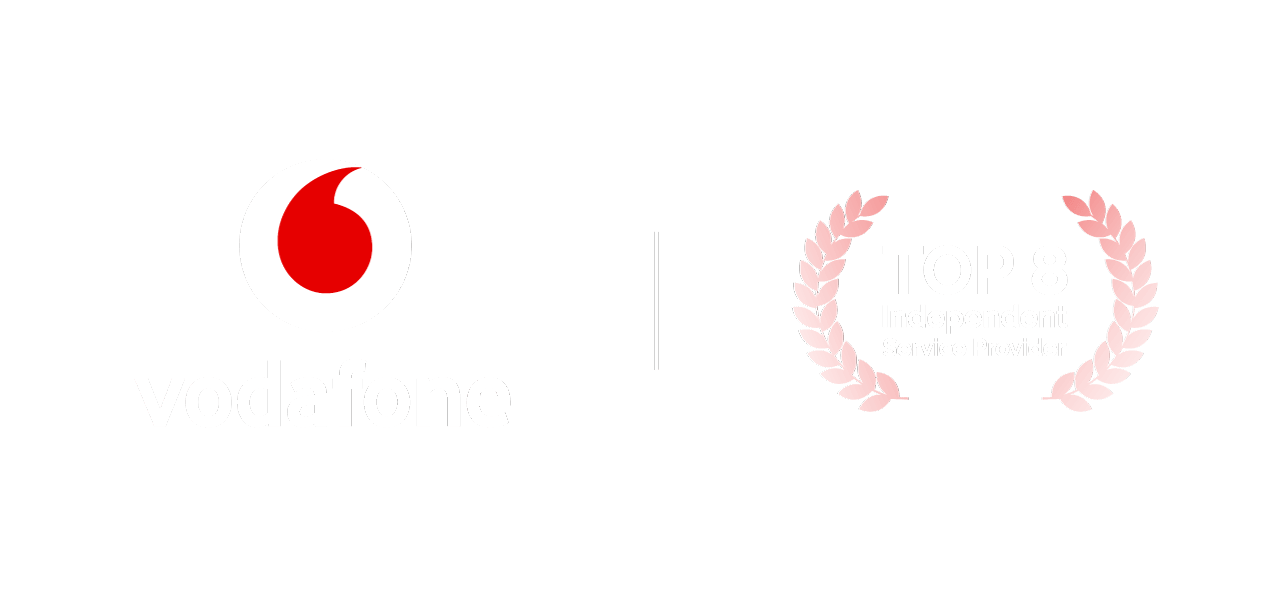 Vodafone - Top 8 Independent Service Provider