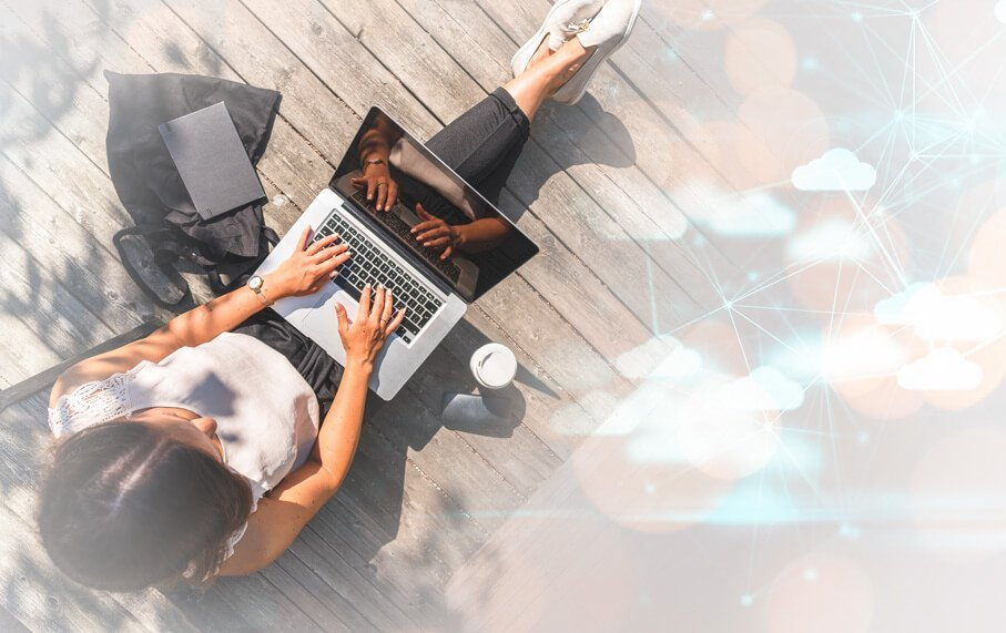 Anytime, anywhere - The Modern Workplace Blog