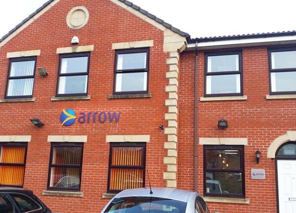 360 solutions burton office arrow