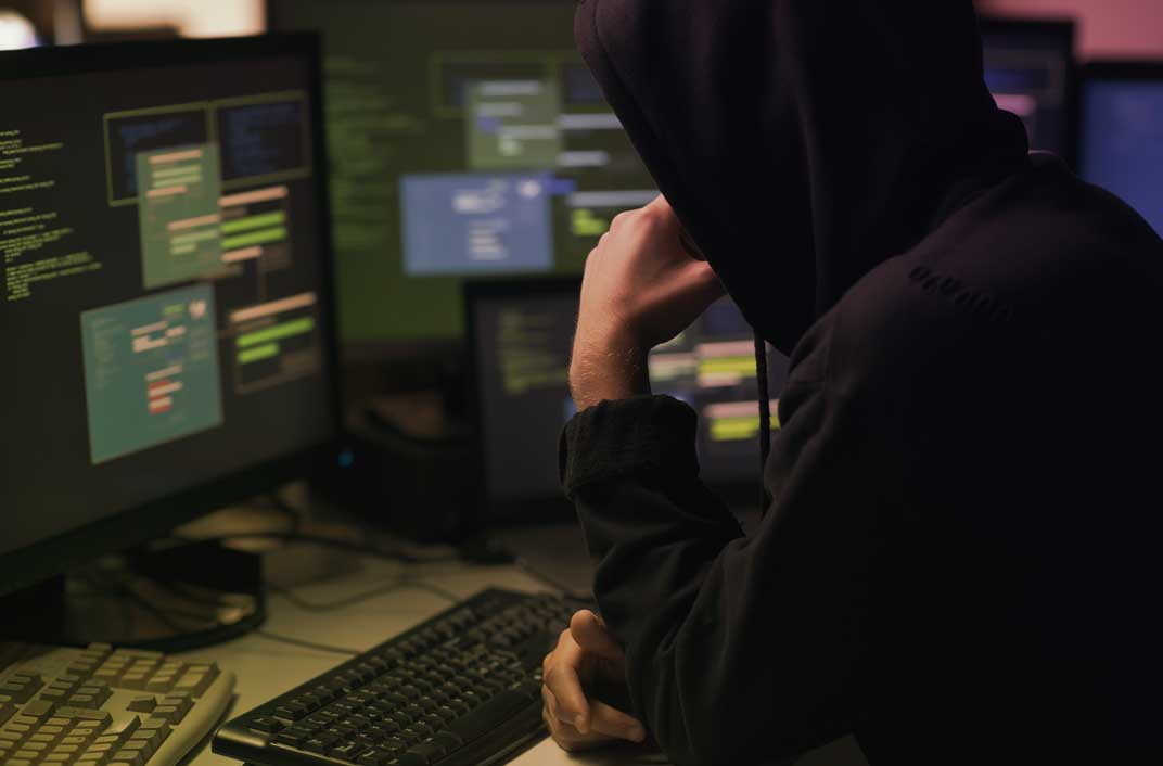 Hacker involved in ransomware