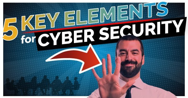 5 Key Points for Cyber Security