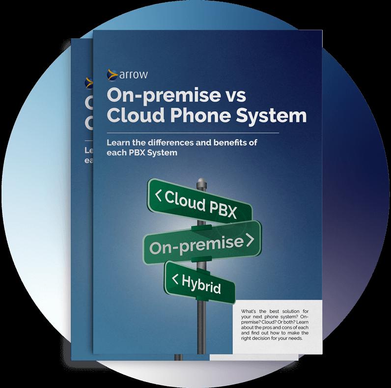 On-premise vs cloud phone CTA