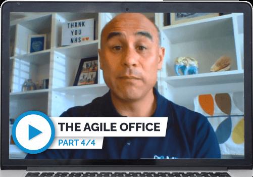 The Agile Office charity webinar 4