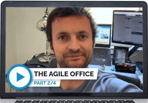 The Agile Office charity webinar 2