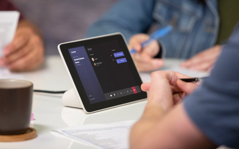 poly microsoft teams integration video conferencing